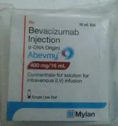 Abevmy 100 mg/ 4 ml Bevacizumab Injection