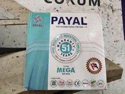 Payal Mega PVC Insulated Cable
