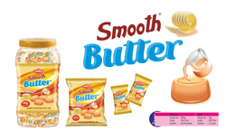 Smooth Butter Candies