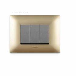 Royal Gold Lisha Metallic Switch