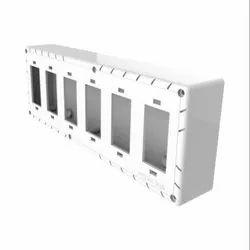 Press Fit Nano Electrical Gangboxes