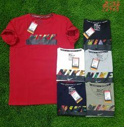 Printed Cotton Designer Polo Stylish T Shirts