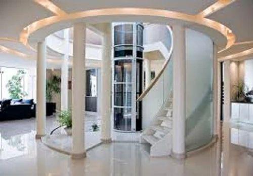 Amtech Panoramic Home Lift