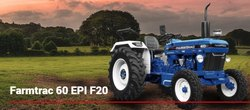 Farmtrac 60 EPI F20, 50 hp Tractor, 1800 kg