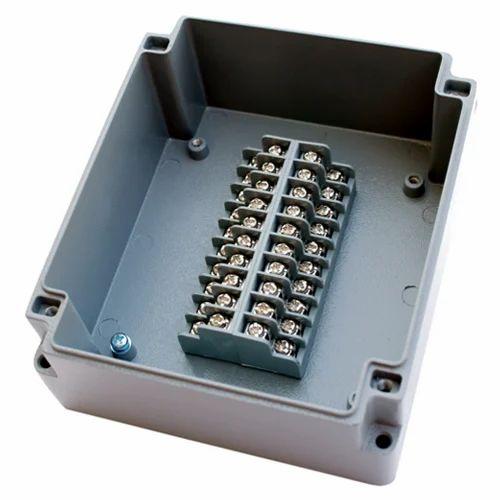 Aluminium Terminal Boxes