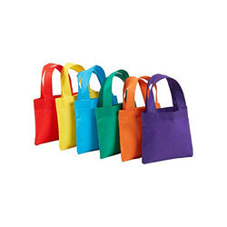 Unique Colored Cotton Cloth Shopping Bag
