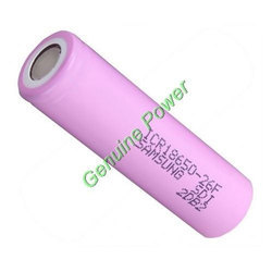 Samsung 18650 3.7V 2600mah ICR Battery