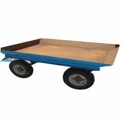 Concrete Distribution Trolley