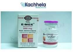 Mox 500mg Amoxycillin Injection (Pack of 50)