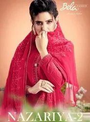 Bela Fashion Nazariya Vol-2 Plazzo Style Salwar Kameez Catalog Collection