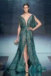 Embellished Luxury Dress