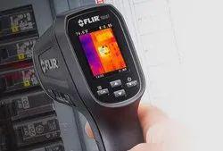 80x60 Spot Thermal Imaging Cameras, Model Number: Tg167