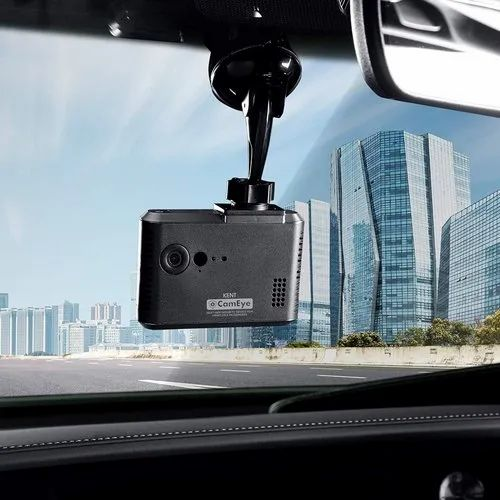 Kent Cameye Font And Back View Car And Vehicle Camera With Gps Tracking