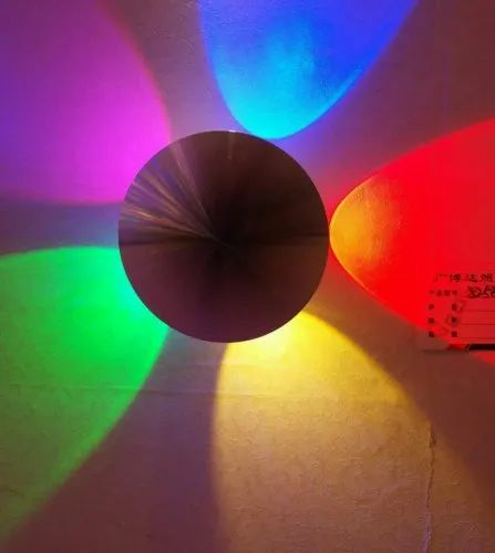 Down Florescent Wall Light, For Indoor