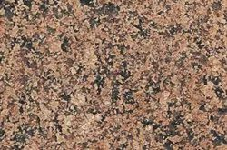 Polished Slab Desert Brown Granite, For Countertops, Thickness: 17MM