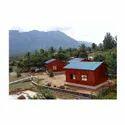 Prefab Potable Roof Top