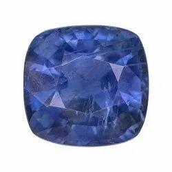 Blue Square Gemstone