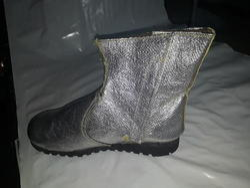 Aluminised Fireman Shoes