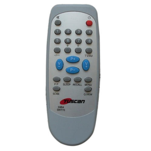 Black TUSCAN 57 LO TV Remote, Rs 250 /piece, Triveni Enterprises