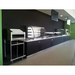 Food Service Counter