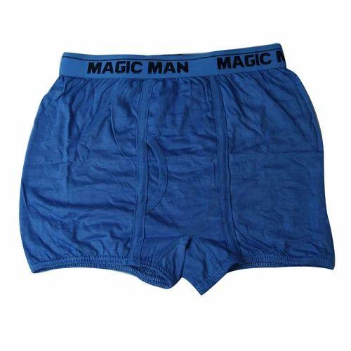 d6d280ed0c45 Blue Men's Plain Underwear, Rs 33 /piece, Shivam Hosiery | ID ...