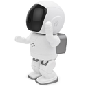 HD Wireless Space Robot Camera Baby Monitor WIFI Camera