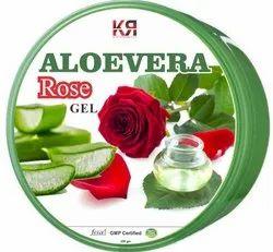 Aloevera Rose Gel