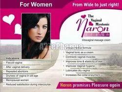 Unique Herbal Formula Naron Cream For Vaginal Use