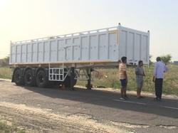 VIRAT Trailer, Virat 30 Feet Lift Axle