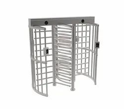 Single Line Full Height Turnstile
