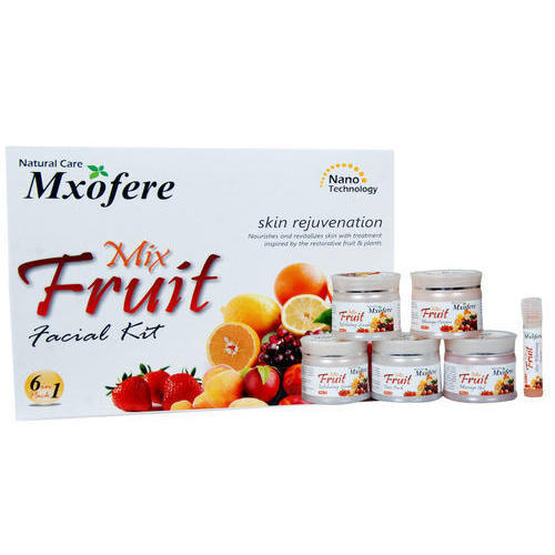 Mxofere Mix Fruit Facial Kit