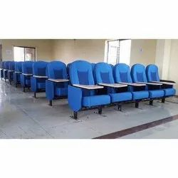 Seminar Hall Writing Pad Chair