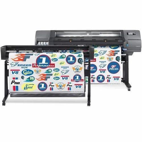 HP Latex 315 Print & Cut Solution 5 Feet Printer