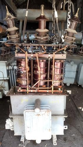 Distribution Transformer Overhauling Services