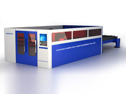 LM3015H 2000W Carbon Steel Fiber Laser Cutting Machine