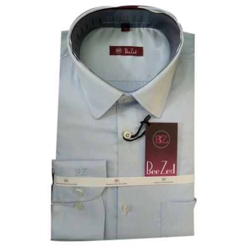 707186da Men Formal Shirt - Mens Plain Formal Shirt Manufacturer from New Delhi