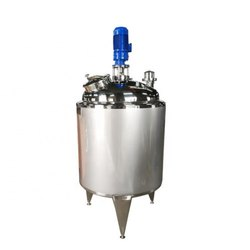 Jacketed Tank