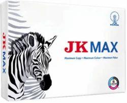 JK MAX A4 67 GSM Copy Paper, GSM: Less than 80