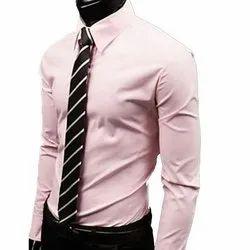 Pink Cotton Corporate Uniform, Machine wash, Size: Medium