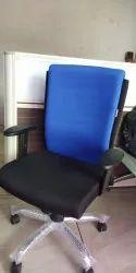 PU Foam Medium Back Chair