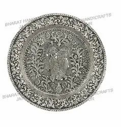 Metal Antique Wall Painting