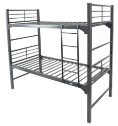 Color Coated Iron Bunk Bed