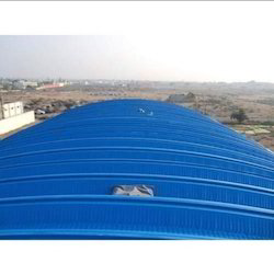 Structureless Roofing in Industry