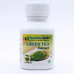 Green Tea Extracts Capsule