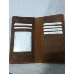 Leather Combo Wallet
