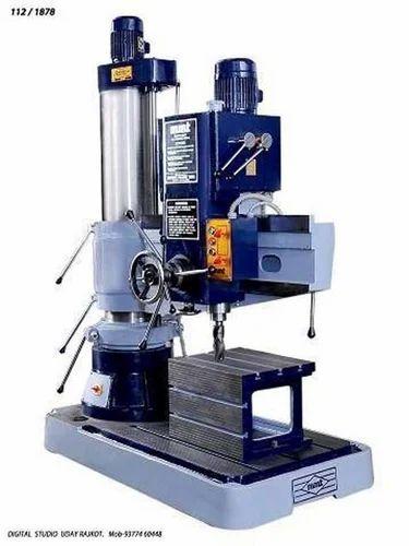 Heavy Duty Radial Drilling Machine(65 MM)