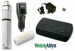 Welch Allyn Retinoscope Ophthalmoscope  3.5v Streak