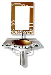 Glass Basin Full Set ( Multi Design)