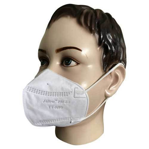 mask pollution n95