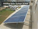 20kw Rooftop Solar Systems
